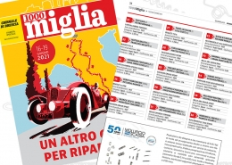 1000 Miglia 2021 Giornale di Brescia